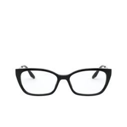 Prada® Eyeglasses: PR 14XV color Black 1AB1O1.