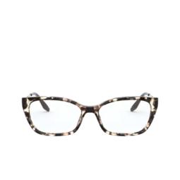 Prada® Eyeglasses: PR 14XV color Spotted Brown UAO1O1.