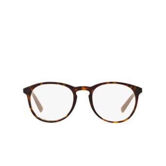 Prada® Round Eyeglasses: PR 19SV color 2AU1O1.