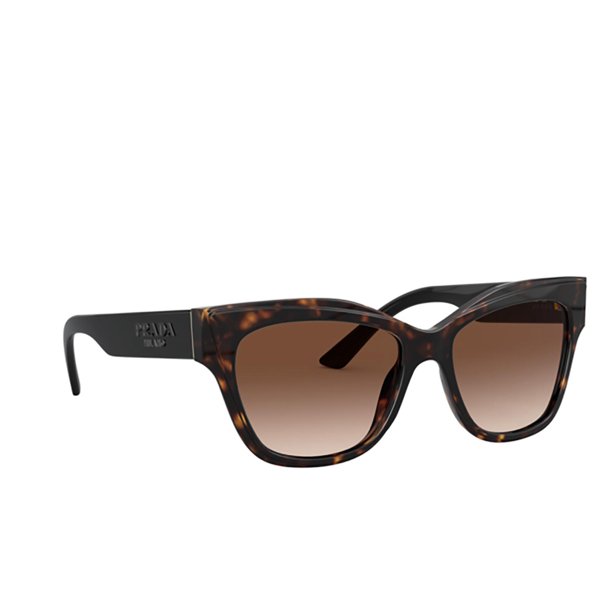 Prada® Cat-eye Sunglasses: PR 23XS color Havana 2AU6S1.