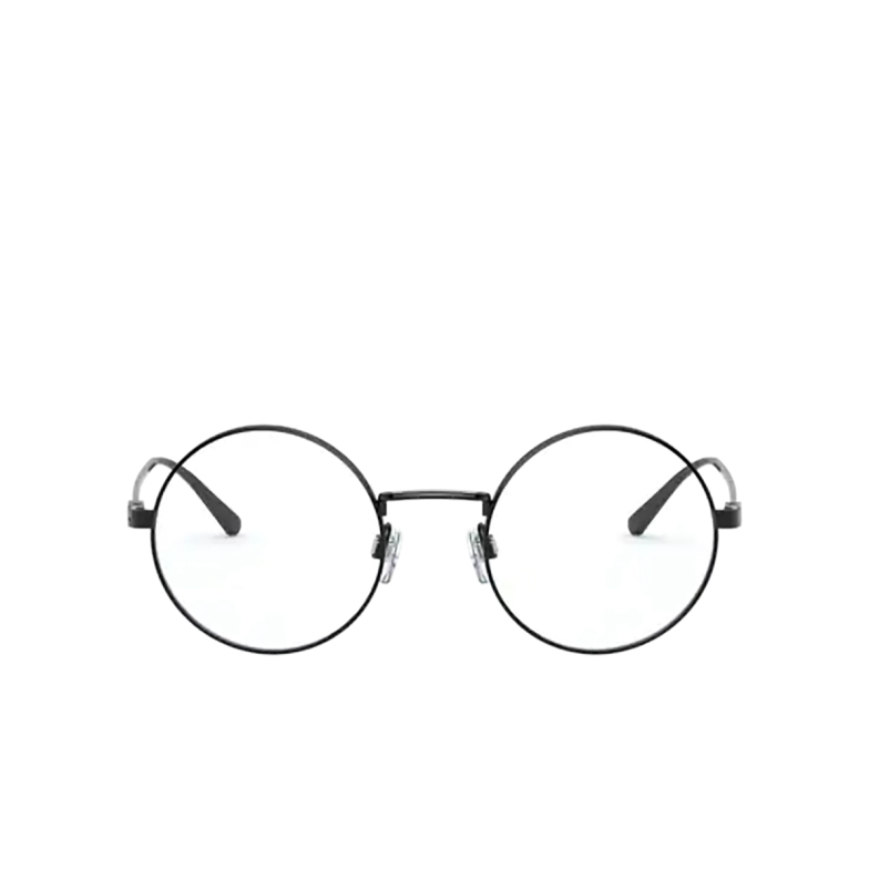 Ralph Lauren® Round Eyeglasses: RL5109 color Shiny Black 9003.