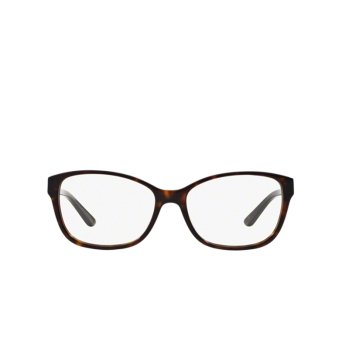 Ralph Lauren® Square Eyeglasses: RL6136 color Shiny Dark Havana 5003.