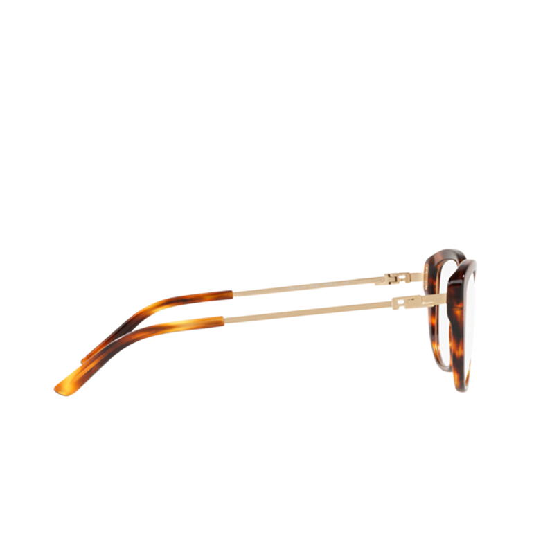 Ralph Lauren® Butterfly Eyeglasses: RL6174 color Shiny Striped Havana 5007.
