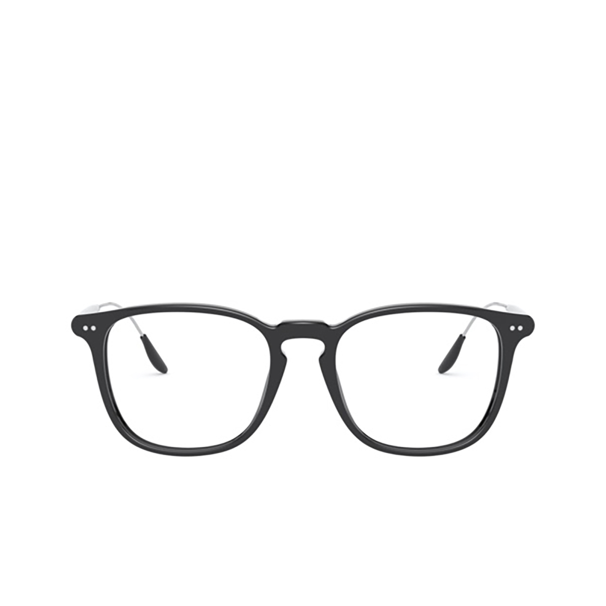 Ralph Lauren® Square Eyeglasses: RL6196P color Shiny Black 5001.