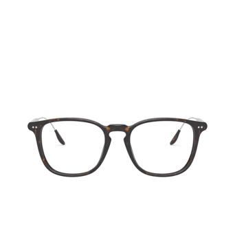 Ralph Lauren® Square Eyeglasses: RL6196P color Shiny Dark Havana 5003.