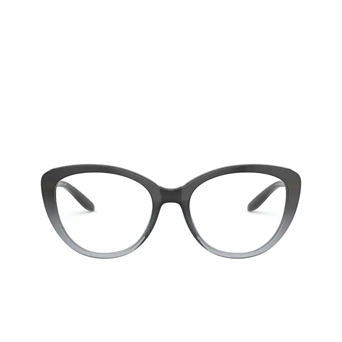 Ralph Lauren® Butterfly Eyeglasses: RL6199 color Shiny Black Gradient Grey 5835.