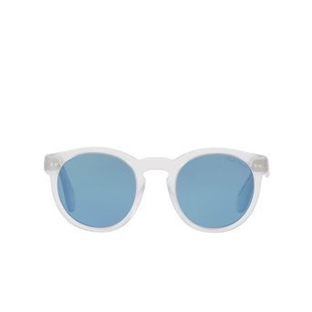 Ralph Lauren® Round Sunglasses: RL8146P color Sandbalst Crystal 500256.