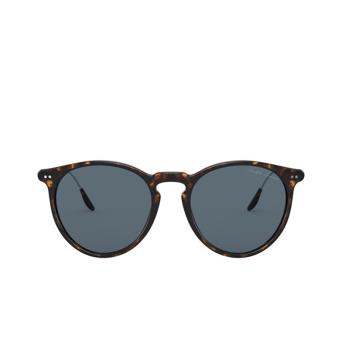Ralph Lauren® Round Sunglasses: RL8181P color Shiny Dark Havana 5003R5.