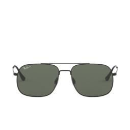 Ray-Ban® Sunglasses: Andrea RB3595 color Rubber Black 90149A.