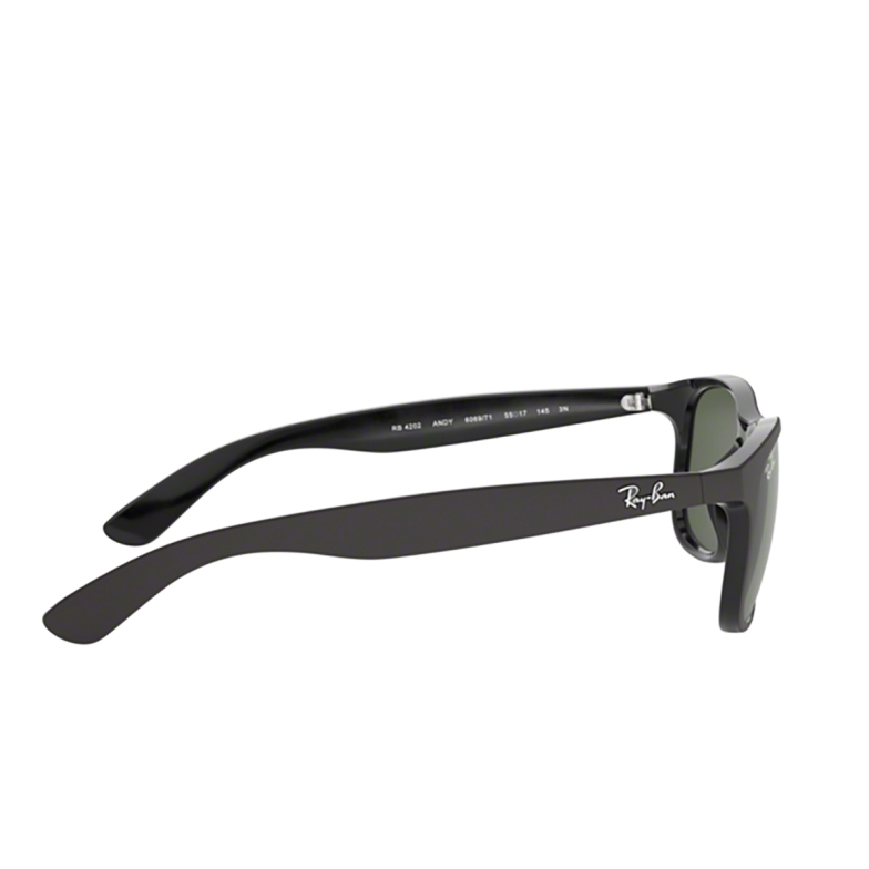 Ray-Ban® Square Sunglasses: Andy RB4202 color Matte Black 606971.