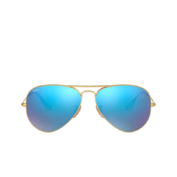 Ray-Ban® Sunglasses: Aviator Large Metal RB3025 color Matte Arista 112/17.