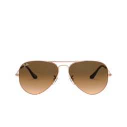 Ray-Ban® Sunglasses: Aviator Large Metal RB3025 color Copper 903551.