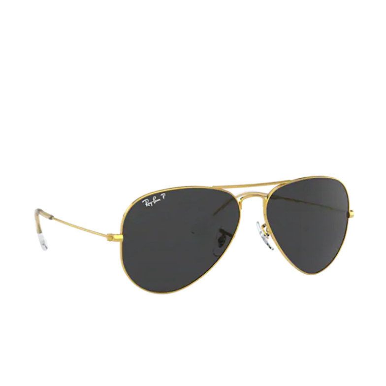 Ray-Ban® Aviator Sunglasses: Aviator Large Metal RB3025 color Legend Gold 919648.
