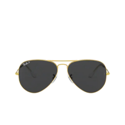 Ray-Ban® Sunglasses: Aviator Large Metal RB3025 color Legend Gold 919648.