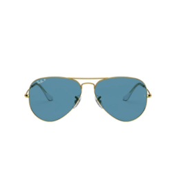 Ray-Ban® Sunglasses: Aviator Large Metal RB3025 color Legend Gold 9196S2.