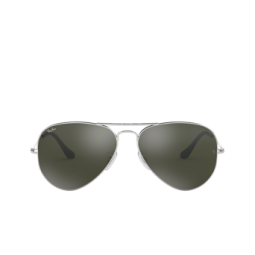 Ray-Ban® Sunglasses: Aviator Large Metal RB3025 color Silver W3277.