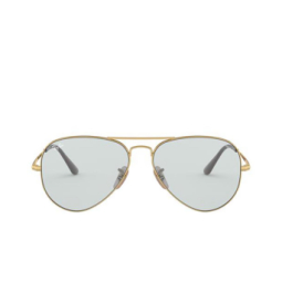 Ray-Ban® Sunglasses: Aviator Metal Ii RB3689 color Gold 001/T3.