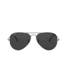 Ray-Ban® Sunglasses: Aviator Metal Ii RB3689 color Gunmetal 004/48.