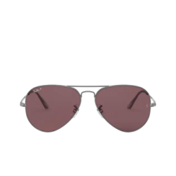 Ray-Ban® Sunglasses: Aviator Metal Ii RB3689 color Gunmetal 004/AF.