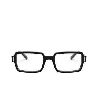 Ray-Ban® Rectangle Eyeglasses: Benji RX5473 color Shiny Black 2000.