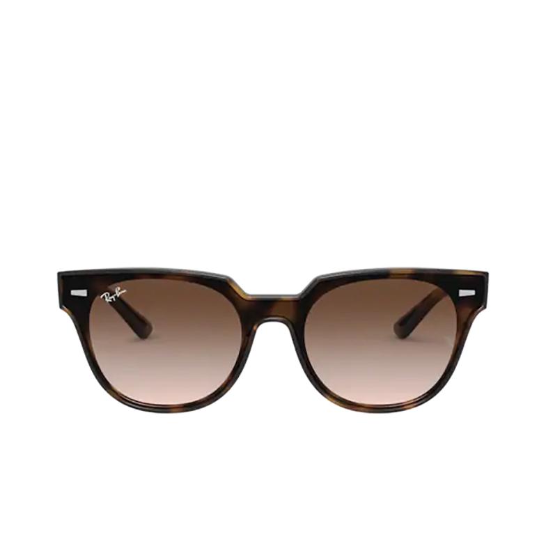 Ray-Ban® Square Sunglasses: Blaze Meteor RB4368N color Havana 710/13.