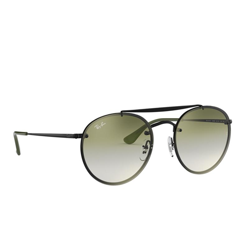 Ray-Ban® Round Sunglasses: Blaze Round Doublebridge RB3614N color 148/0R.