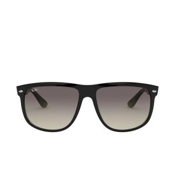 Ray-Ban® Square Sunglasses: Boyfriend RB4147 color Black 601/32.