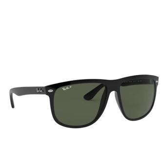 Ray-Ban® Square Sunglasses: Boyfriend RB4147 color Black 601/58.