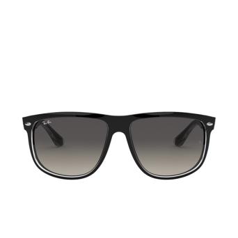Ray-Ban® Square Sunglasses: Boyfriend RB4147 color 603971.