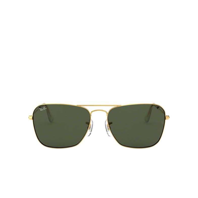 Ray-Ban® Square Sunglasses: Caravan RB3136 color Arista 001.