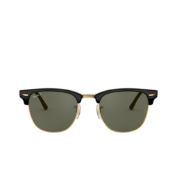 Ray-Ban® Sunglasses: Clubmaster RB3016 color Black 901/58.