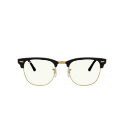 Ray-Ban® Sunglasses: Clubmaster RB3016 color Black 901/BF.