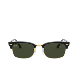 Ray-Ban® Sunglasses: Clubmaster Square RB3916 color Shiny Black 130331.