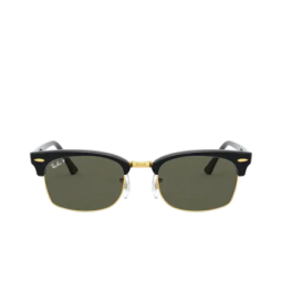 Ray-Ban® Sunglasses: Clubmaster Square RB3916 color Black 130358.