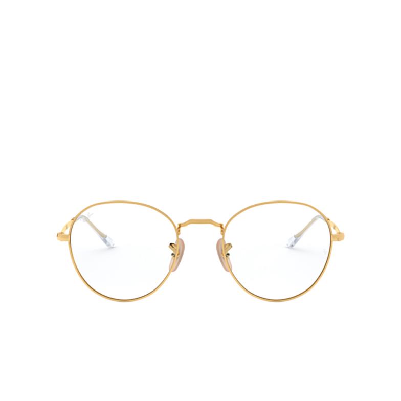 Ray-Ban® Round Eyeglasses: David RX3582V color Arista 2500.