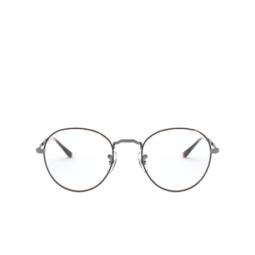 Ray-Ban® Eyeglasses: David RX3582V color Havana On Gunmetal 3034.