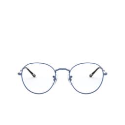 Ray-Ban® Eyeglasses: David RX3582V color Sand Transparent Blue 3071.