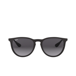 Ray-Ban® Sunglasses: Erika RB4171 color Rubber Black 622/8G.