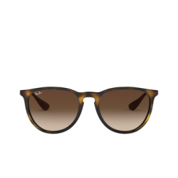 Ray-Ban® Sunglasses: Erika RB4171 color Rubber Havana 865/13.