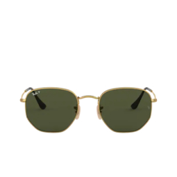 Ray-Ban® Sunglasses: Hexagonal RB3548N color Arista 001/58.
