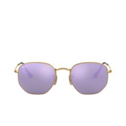 Ray-Ban® Sunglasses: Hexagonal RB3548N color Arista 001/8O.