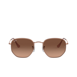 Ray-Ban® Sunglasses: Hexagonal RB3548N color Copper 9069A5.