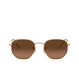 Ray-Ban® Sunglasses: Hexagonal RB3548N color Arista 912443.