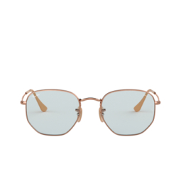 Ray-Ban® Sunglasses: Hexagonal RB3548N color Copper 91310Y.