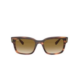 Ray-Ban® Sunglasses: Jeffrey RB2190 color Striped Havana 954/51.