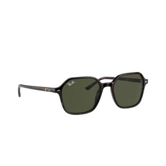 Ray-Ban® Square Sunglasses: John RB2194 color Tortoise 902/31.