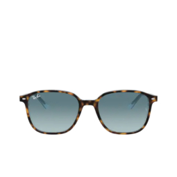 Ray-Ban® Sunglasses: Leonard RB2193 color Havana On Light Blue 13163M.
