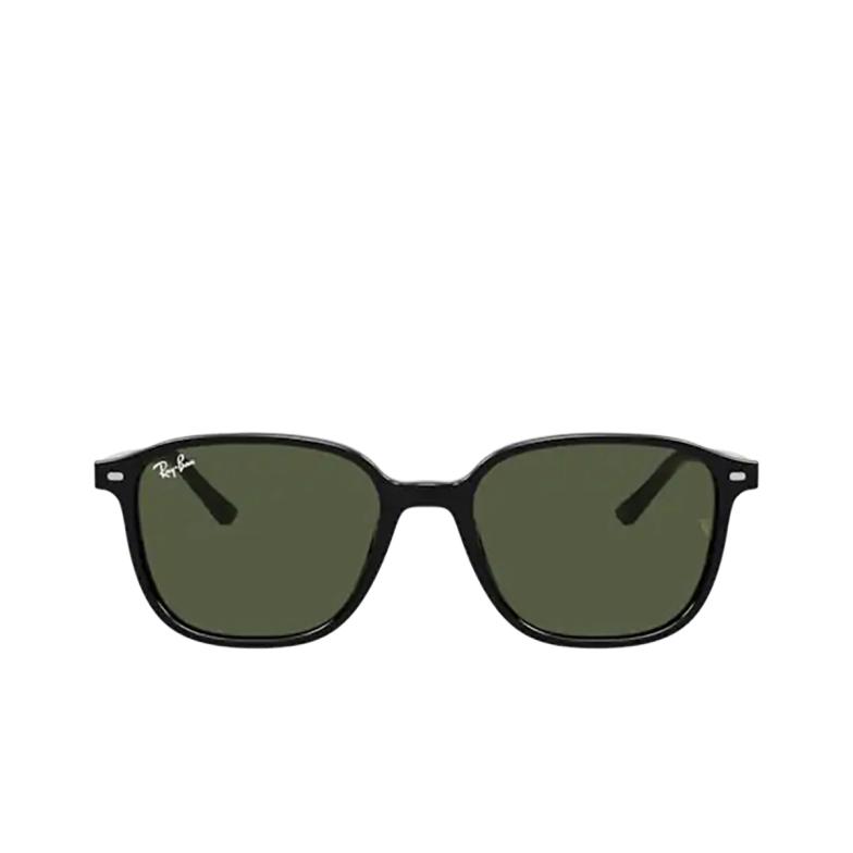 Ray-Ban® Square Sunglasses: Leonard RB2193 color Black 901/31.