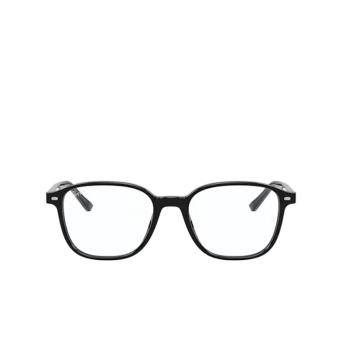 Ray-Ban® Square Eyeglasses: Leonard RX5393 color Black 2000.