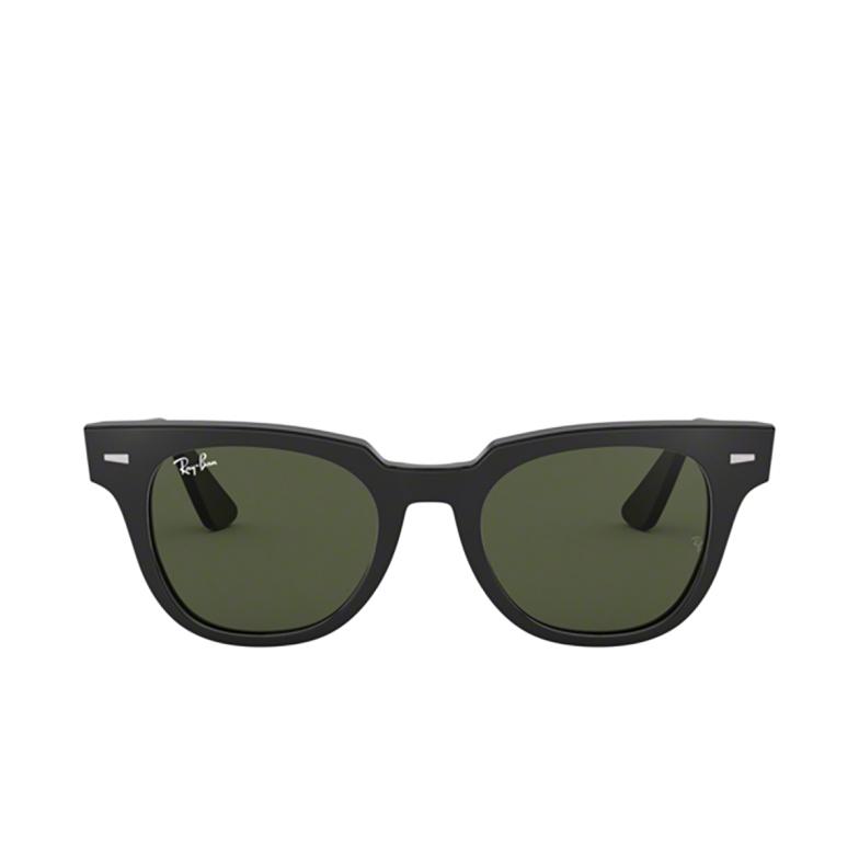 Ray-Ban® Square Sunglasses: Meteor RB2168 color Black 901/31.